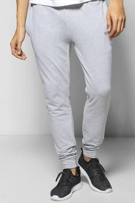 Skinny Fit Jogger With Logo (Musclefit)