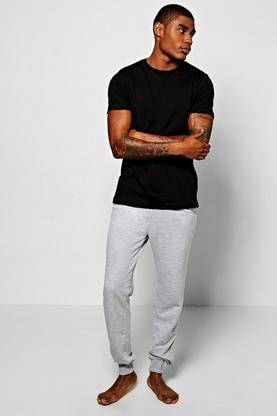 2 Pack Loungewear T Shirt And Jogger
