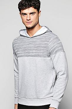 Space Panel Lounge Hoodie
