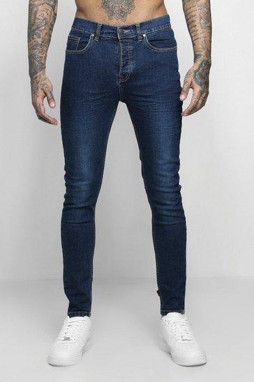 Indigo Wash Skinny Fit Jeans
