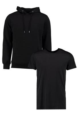 OTH Hoodie With Longline 2 Pack