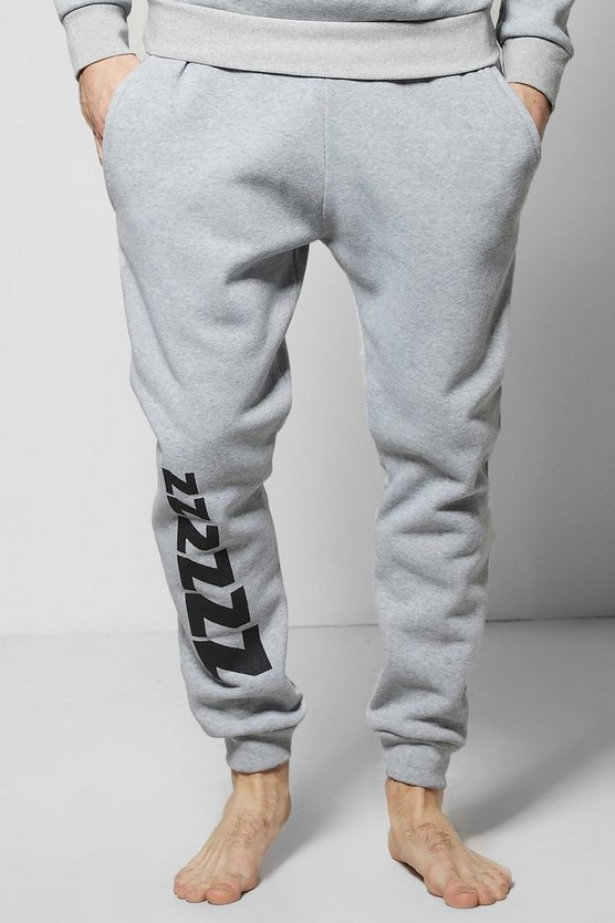 Zzz Skinny Fit Lounge Joggers