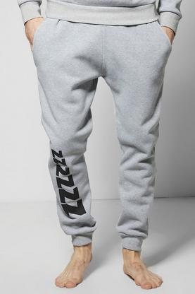 Zzz Skinny Fit Lounge Jogger
