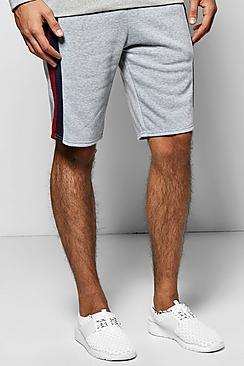 Colour Block Lounge Shorts