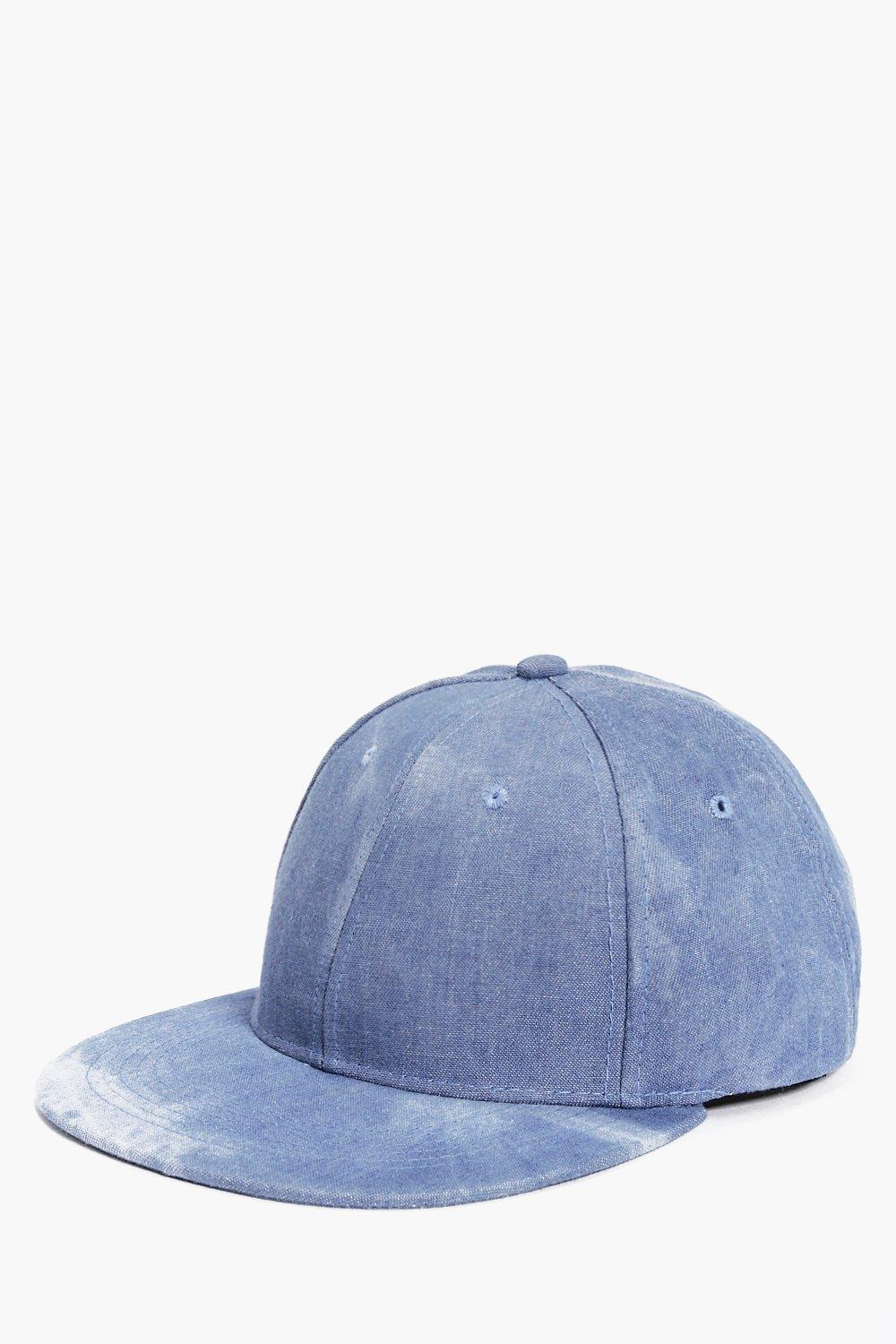 Denim Chambray Snapback