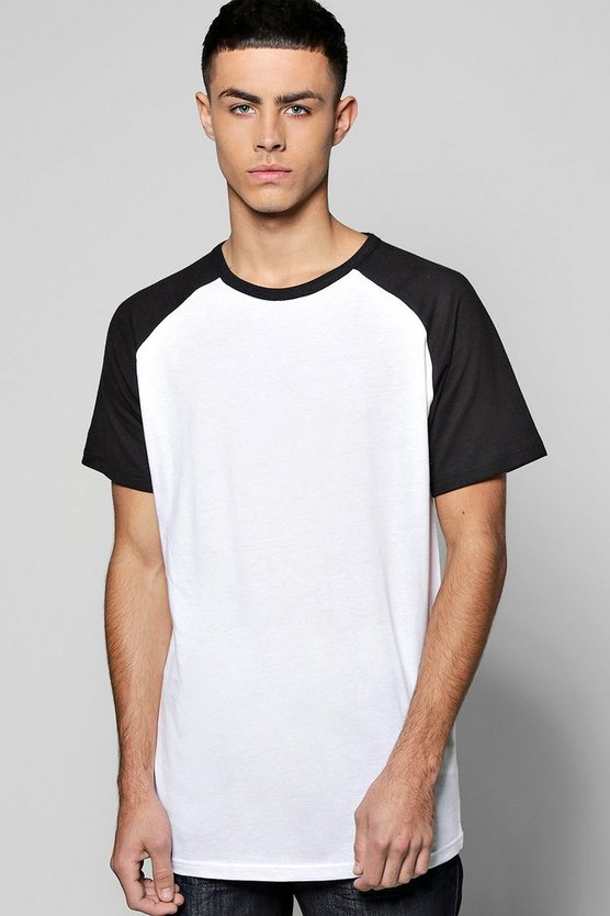 Short Sleeve Raglan T-Shirt