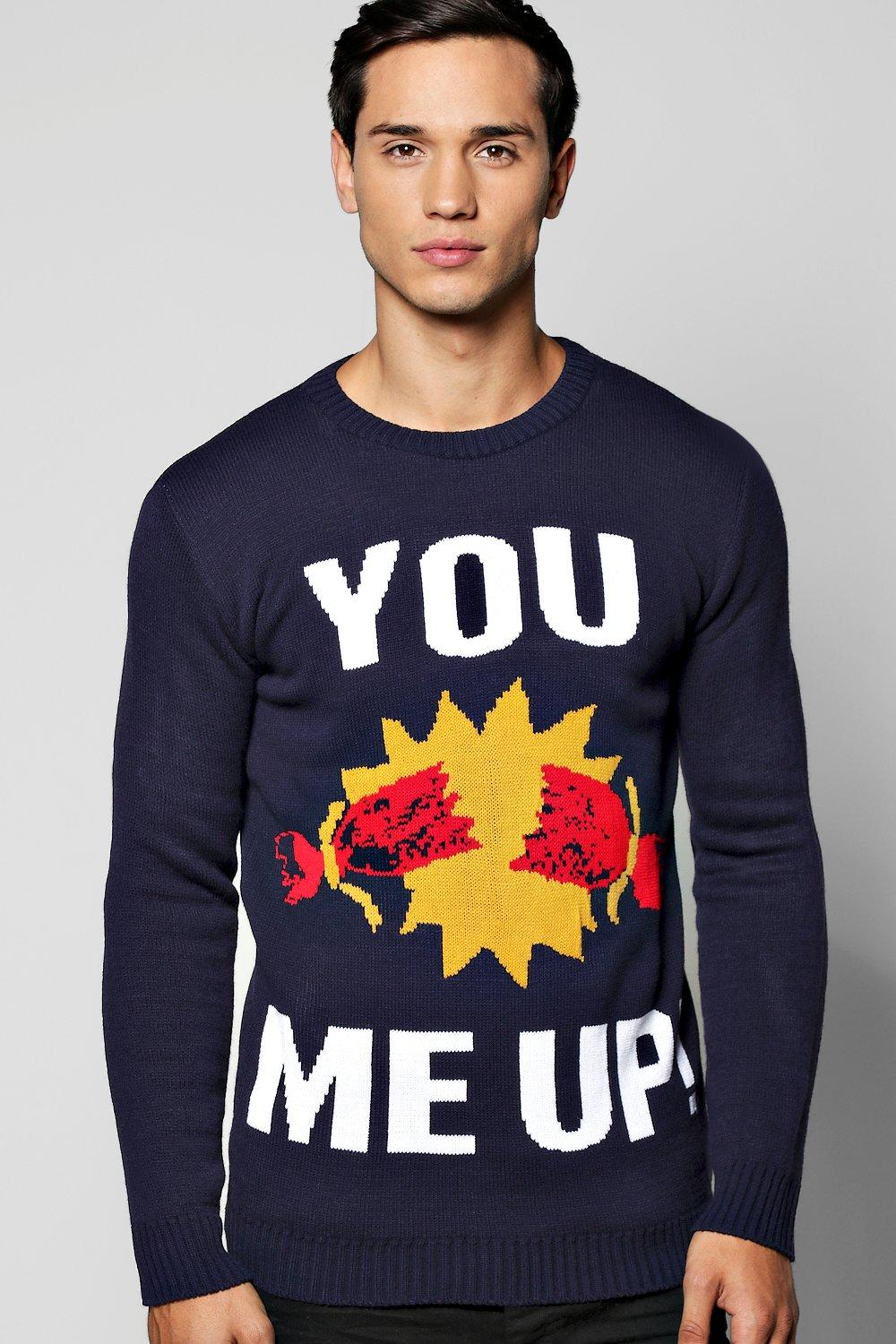 You Cracker Me Up! Christmas Jumpers