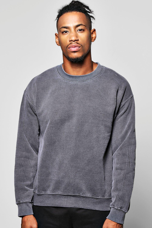 Oversized Washed Sweater