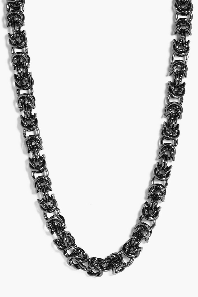 Twisted Metal Necklace