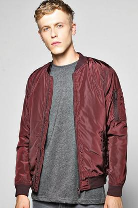 Padded MA1 Bomber Jacket