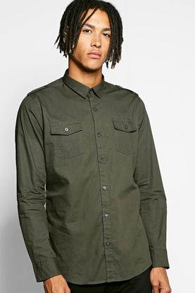 Long Sleeve Utility Shirt