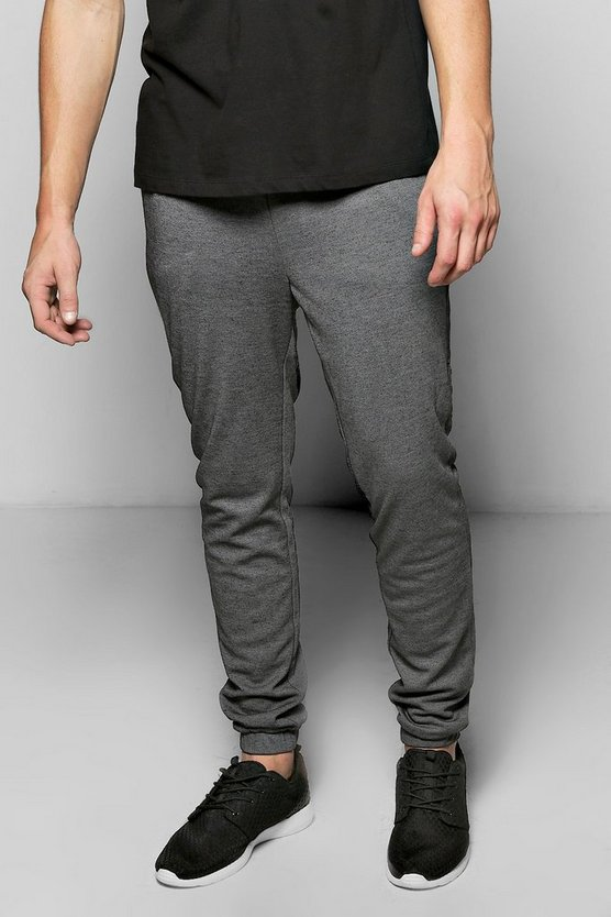Smart Zipped Tailored Joggers