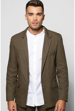 Smart Single Breasted Jacket