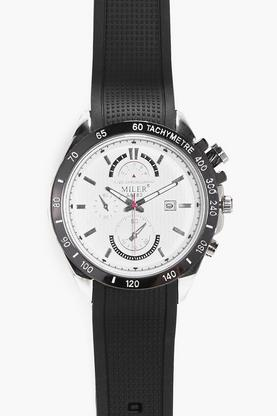 White Faced Sports Watch