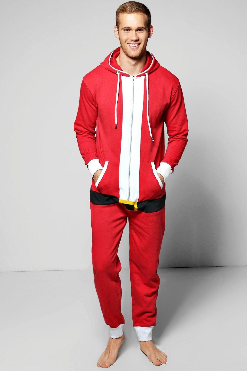 Product photo of Xmas onesie red