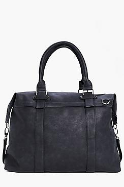 PU Weekend Holdall