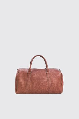 PU Weekend Holdall with Zips