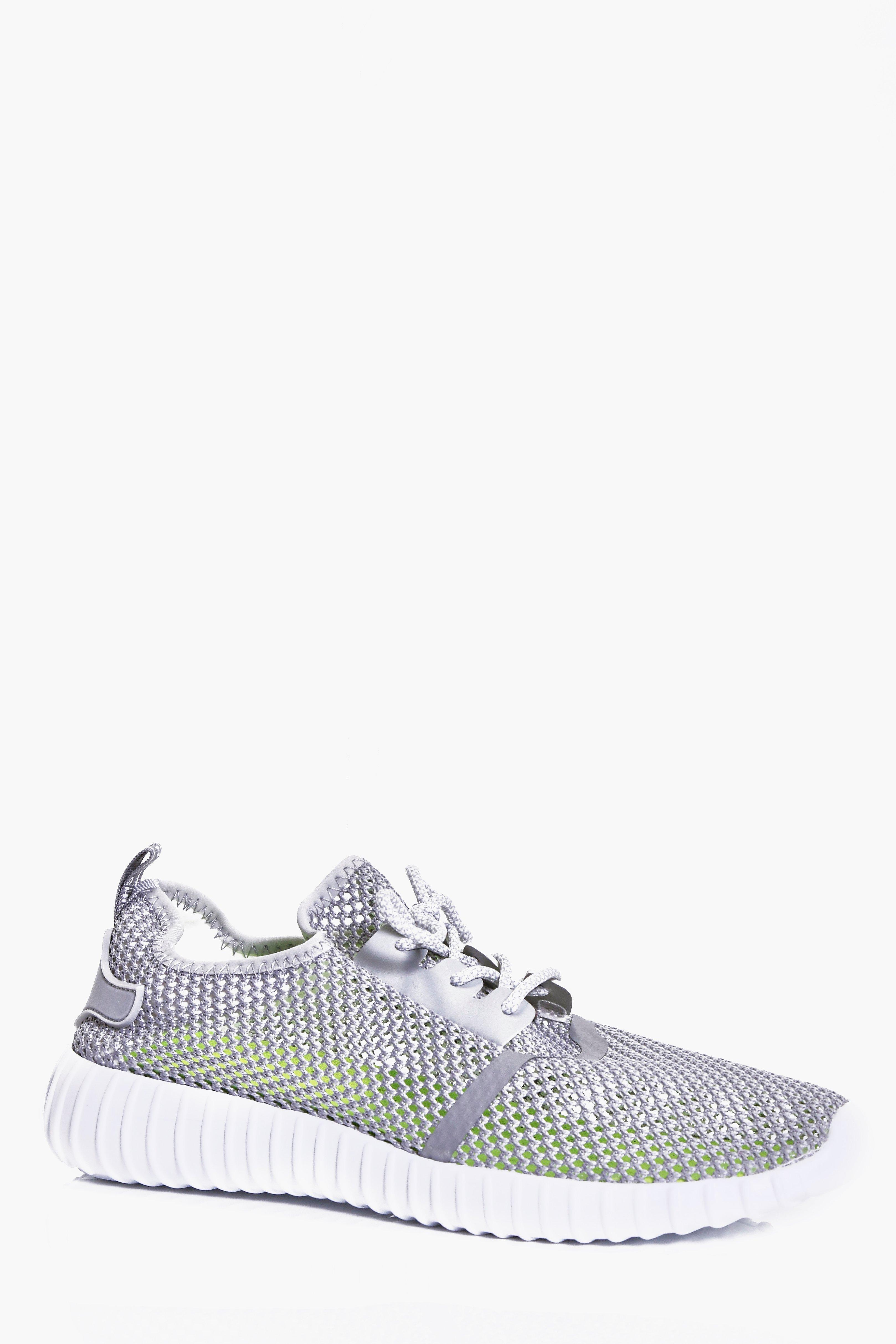 Product photo of Effect running trainers grey