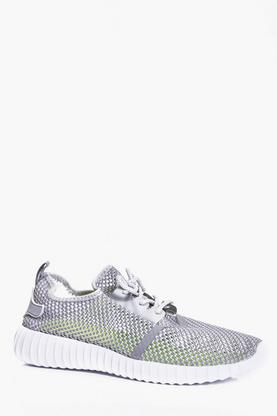 Mesh Effect Running Trainers