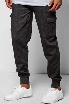 Skinny Fit Utility Joggers