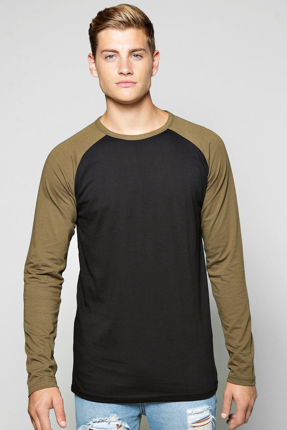 Free shipping BOTH ways on raglan t shirts men, from our vast selection of styles. Fast delivery, and 24/7/ real-person service with a smile. Click or call