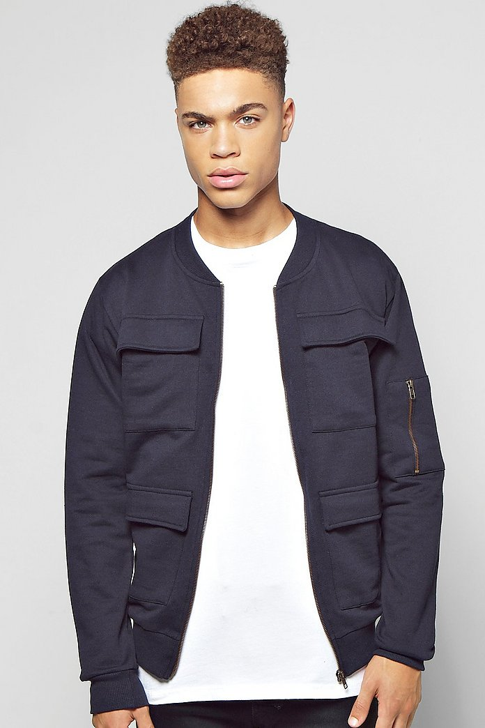 MA1 Utility Jersey Bomber