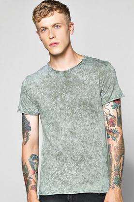 Marble Wash T Shirt