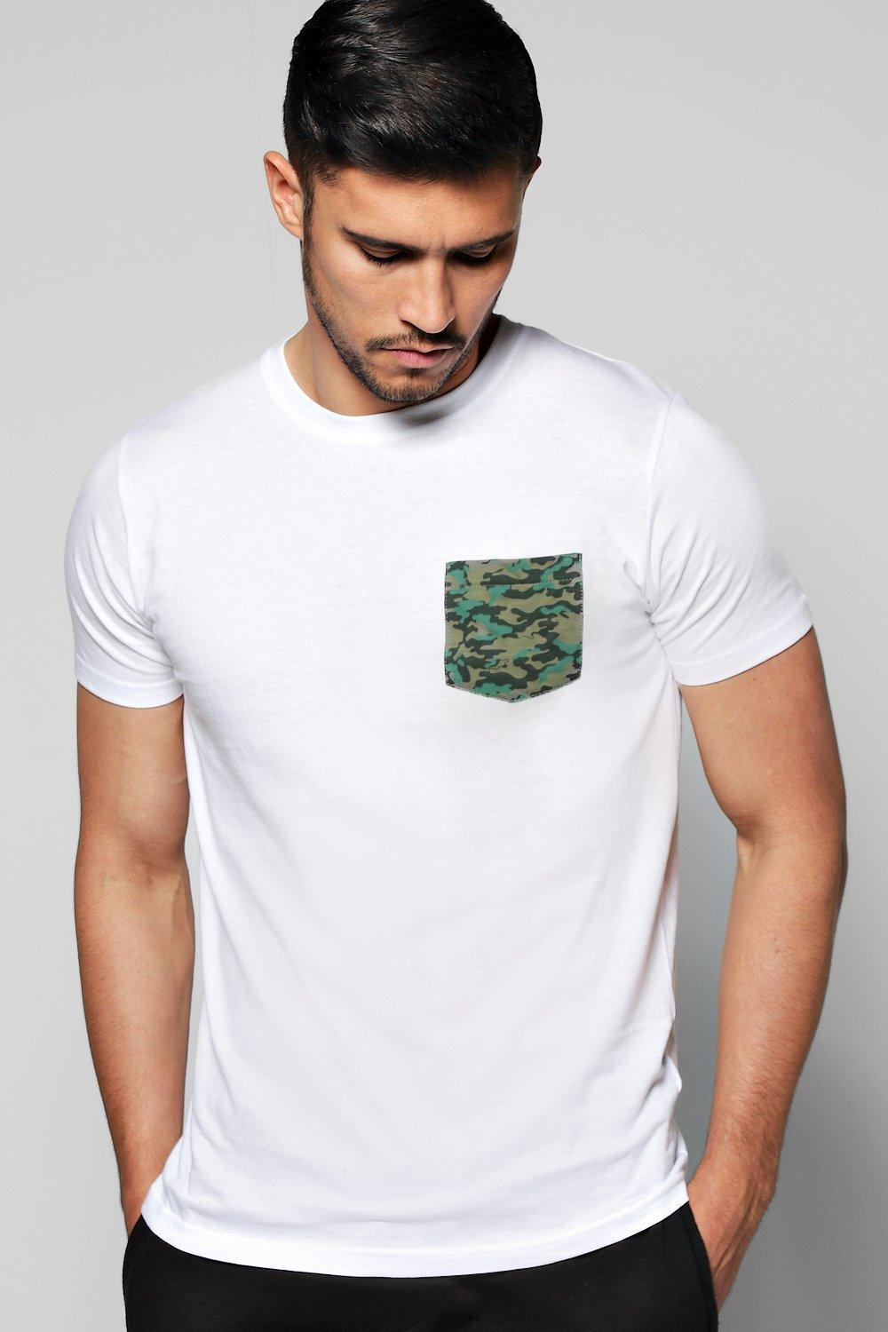 Camo Pocket T-Shirt