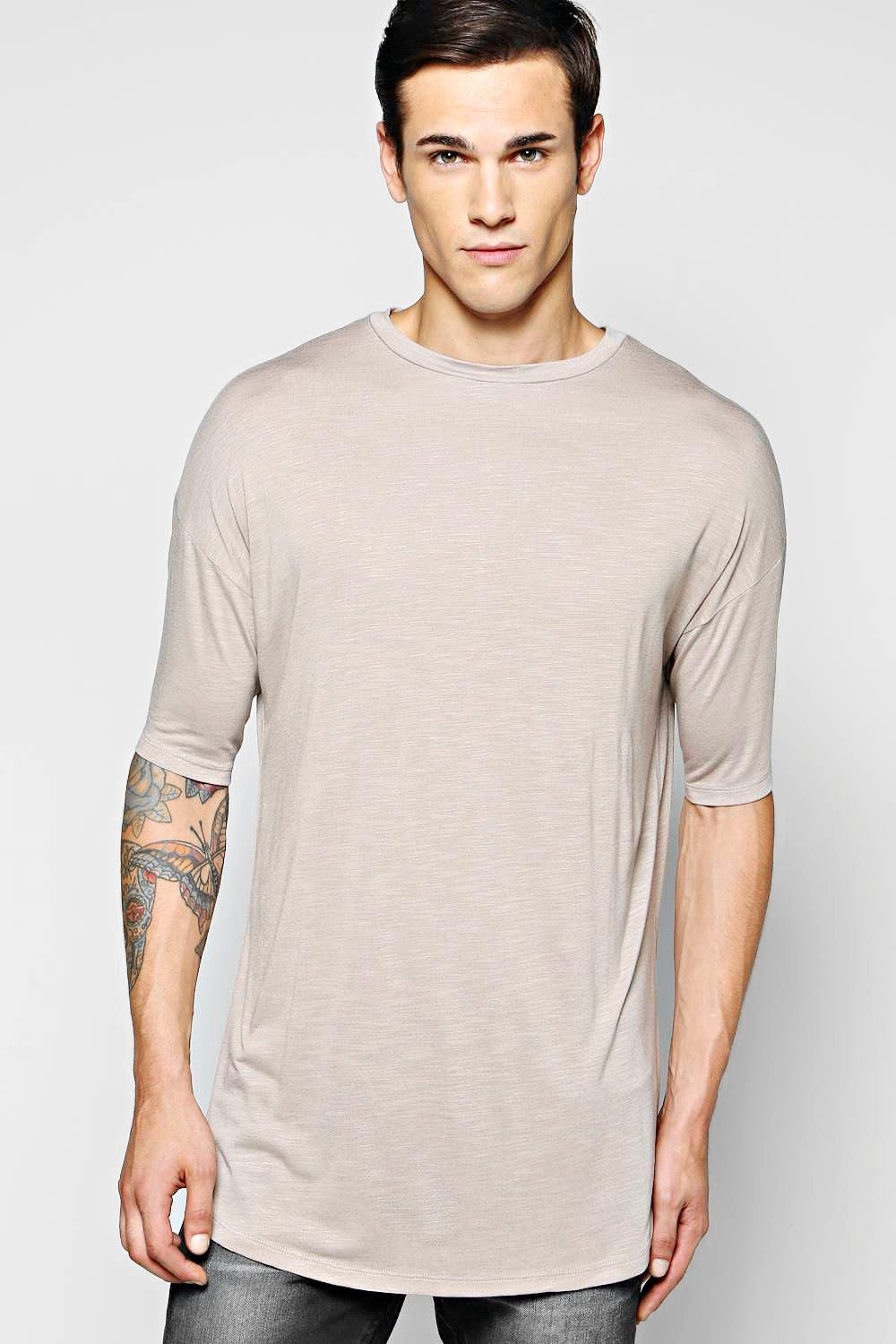 Oversized Boxy Fit T Shirt