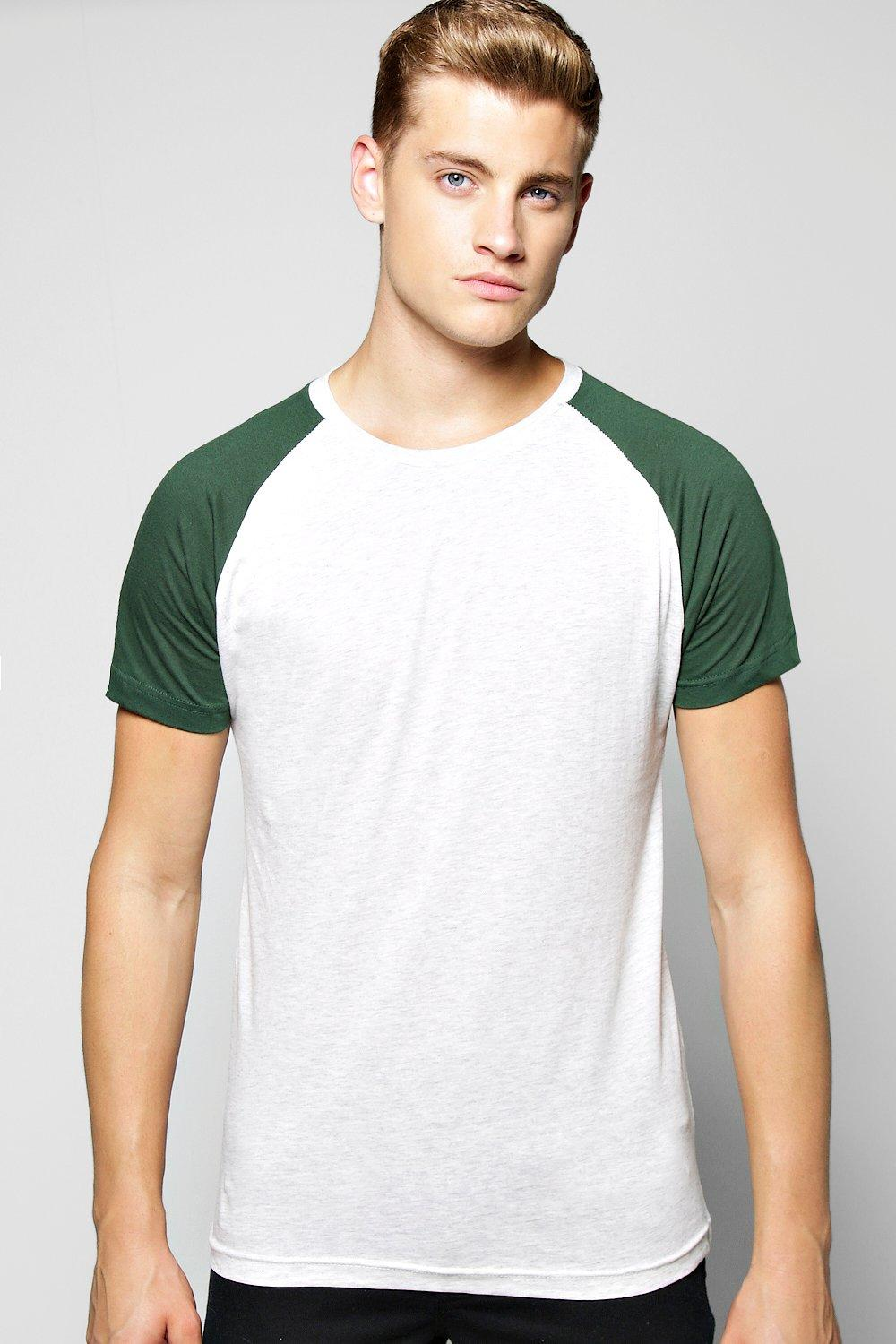 Raglan Sleeve T Shirt