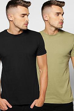 2 Pack T Shirts