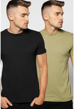 2 Pack T Shirts