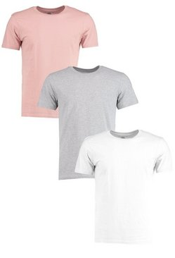 3 Pack T Shirts