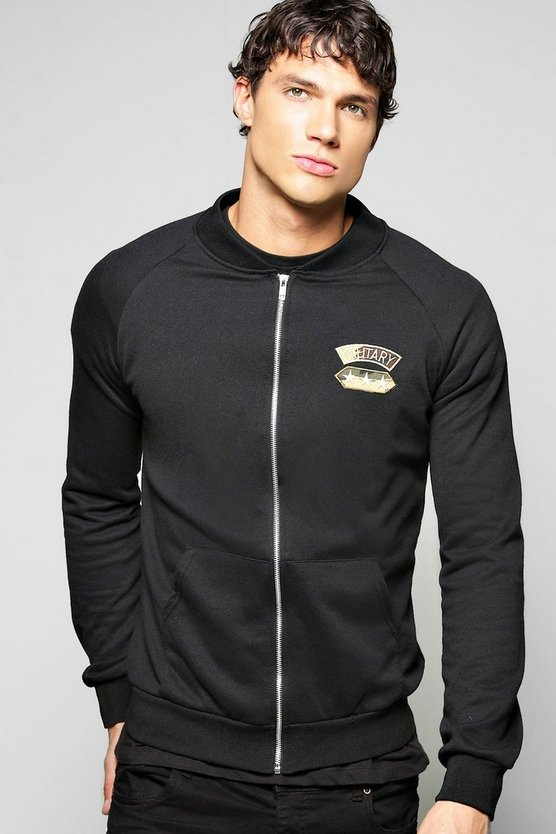 Badge Jersey Bomber