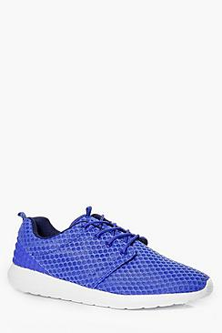 Bubble Mesh Summer Trainers