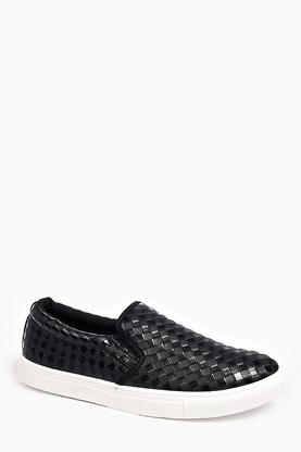 Checkerboard Slip On Skater