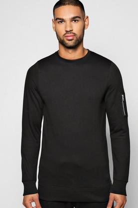 MA1 Crew Neck Sweatshirt