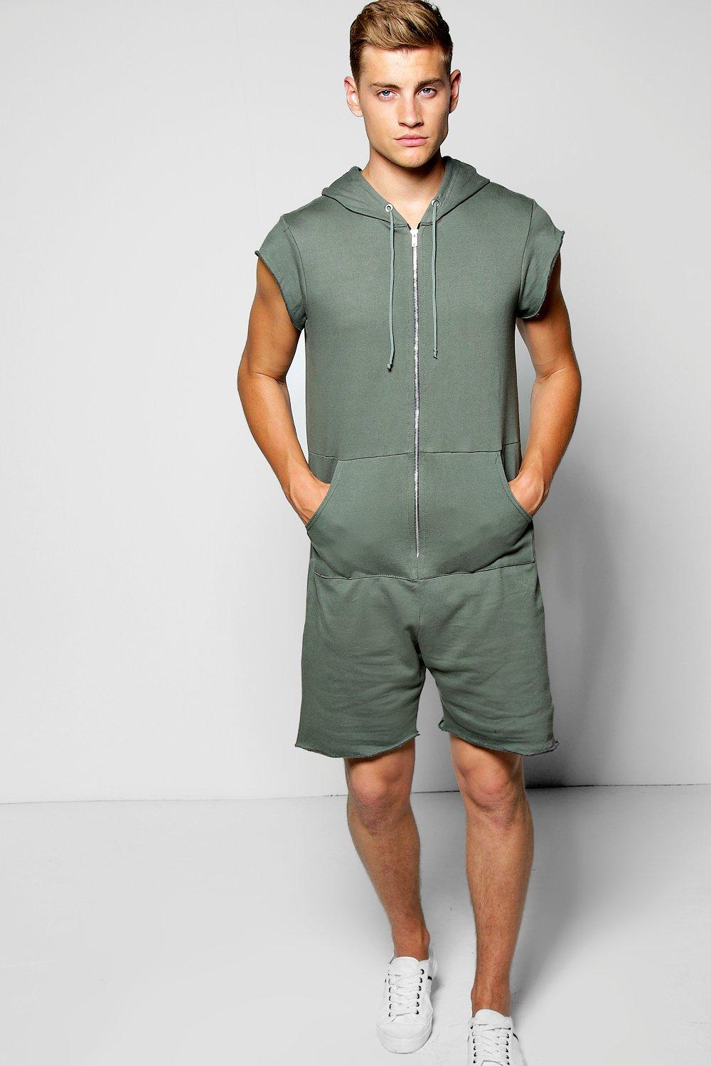 Camo Sleeveless Onesie