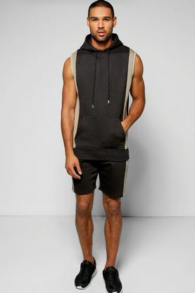 Sleeveless Summer Tracksuit