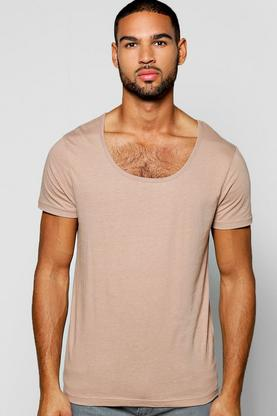 Basic Scoop T Shirt