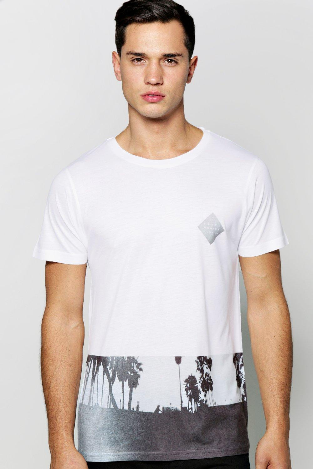Venice Beach Sublimation T Shirt