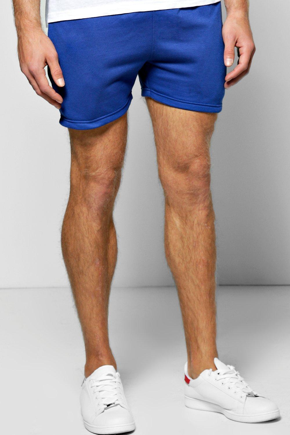 Jersey Shorts In Short Length