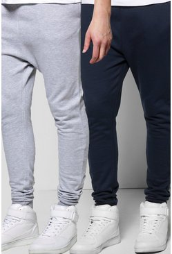 2 Pack Skinny Joggers