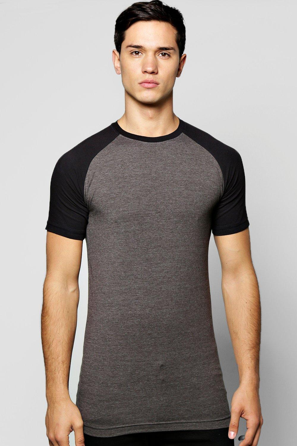 Extreme Muscle Fit Raglan T-Shirt
