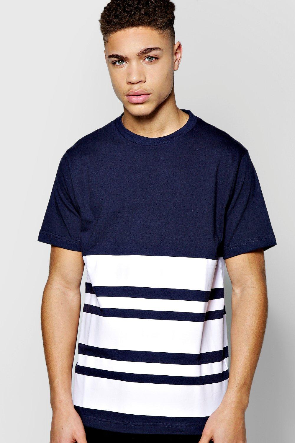 Engineered Breton Stripe TShirt