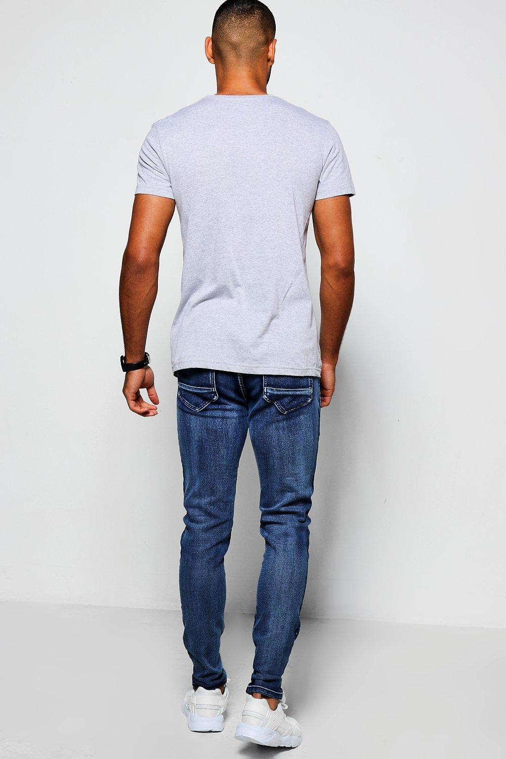 10 of the best denim jeans for men Previous slide Next slide 1 of 13 View All Skip Ad Denim jeans are one of the most longstanding staples of the menswear world, and while trends come and go (and inadvisedly come back again), our love of the material remains consistent.