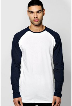Long Sleeve Raglan TShirt