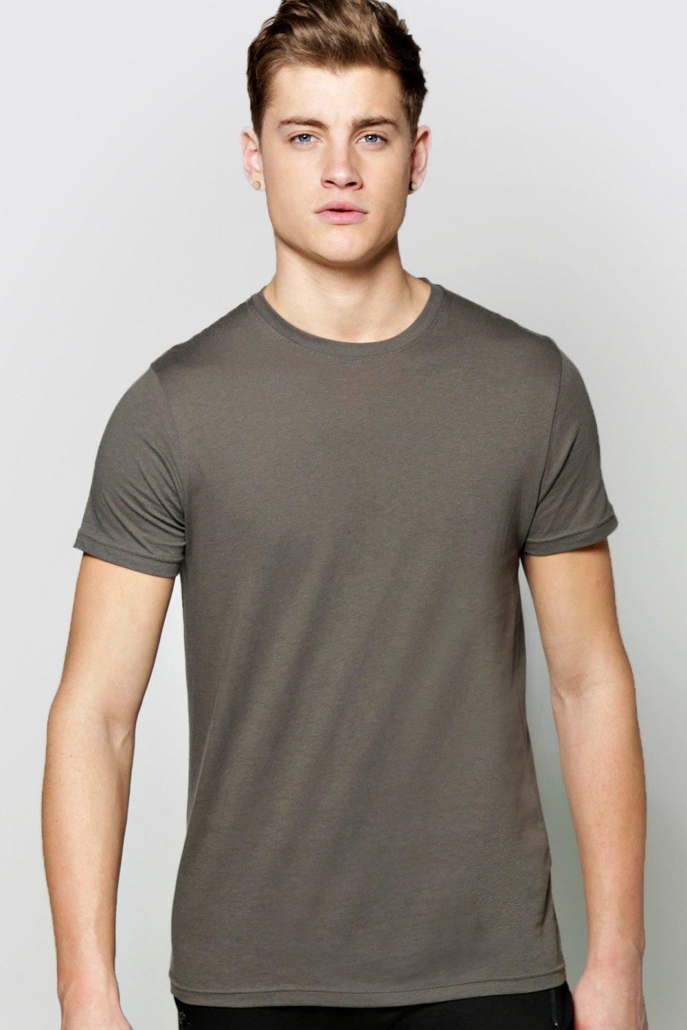 Slim Fit Crew Neck TShirt
