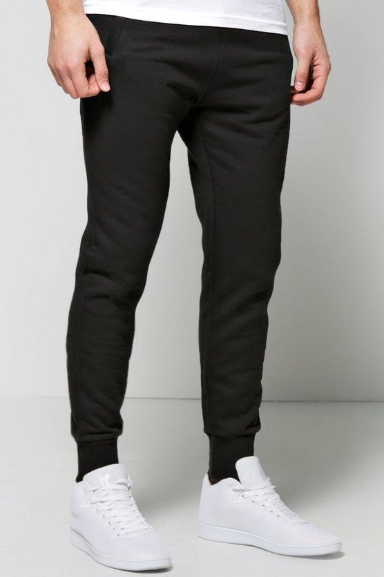 Drop Crotch Lightweight Joggers