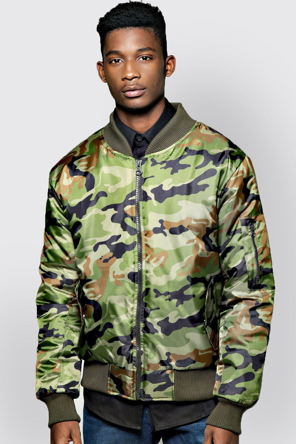 Men love the fit and good looks of these XL men's camo jackets. Browse for the correct clothing size and material from the many listed items to get exactly what you want. From the varying colors and patterns, you'll be sure to find ones that look suitable to you.